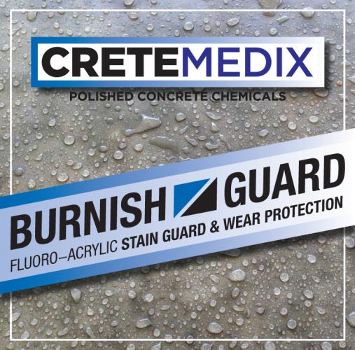 CRETEMedix-Burnish-Guard